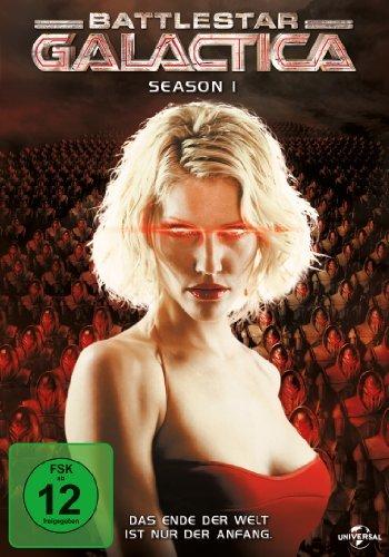 Battlestar Galactica Season 1 -- via Amazon Partnerprogramm