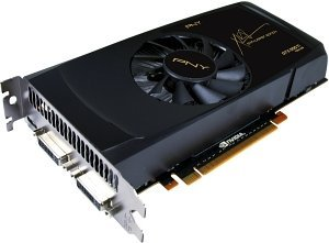 PNY GeForce GTX 550 Ti, 1GB GDDR5, 2x DVI, mini HDMI (GMGX55TN2H1IZPB)