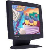 "ViewSonic VG150b, 15"", 1024x768, analog, black"