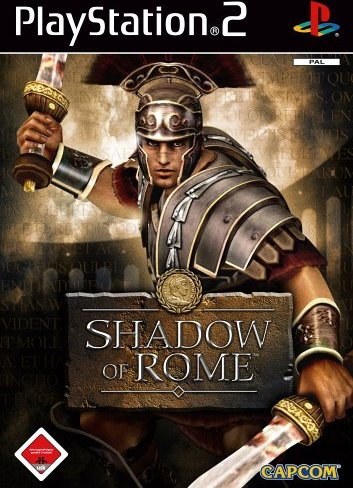 Shadow of Rome (niemiecki) (PS2) -- via Amazon Partnerprogramm
