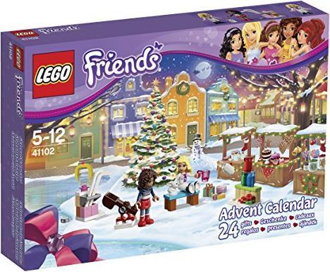 Lego Weihnachtskalender 2019.Lego Friends Adventskalender 2015 41102 Ab 29 99
