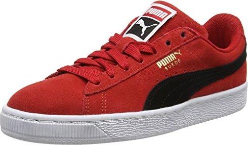 Puma Suede Classic ribbon red/puma