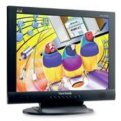 "ViewSonic VG150mb, 15"", 1024x768, analog, schwarz"