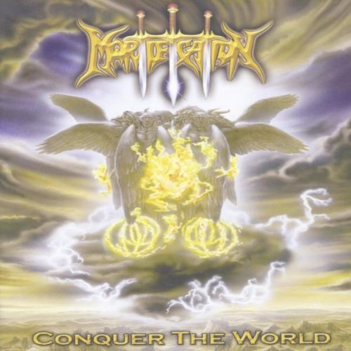 Mortification - Conquer The World -- via Amazon Partnerprogramm