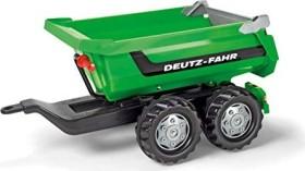rolly toys rollyHalfpipe Deutz-Fahr Anhänger grün (122240)