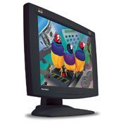 "ViewSonic VG181b, 18.1"", 1280x1024, analog/digital, schwarz"
