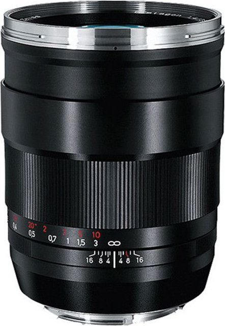 Zeiss ZE lens Distagon T* 35mm 1.4 for Canon -- via Amazon Partnerprogramm