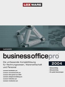 Lexware Business Office Pro 2004 3.0 (PC) (09182-0007/09182-0008)