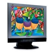 "ViewSonic VG700 srebrny, 17"", 1280x1024, analogowy"