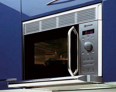 Bauknecht mnc 4213 1 mikrowelle mit grill dunstabzug kochen
