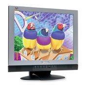 """ViewSonic VX500+, 15"""", 1024x768, analogowy/cyfrowy"""