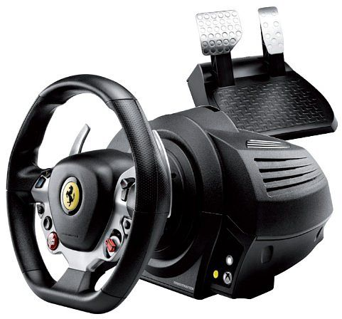 Thrustmaster TX Racing Wheel Ferrari 458 Italia Edition (Xbox One/PC) (4460104)