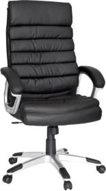 Amstyle Valencia Bürostuhl, schwarz (SPM1.026)