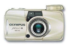 Olympus µ[mju:]-III WIDE 100
