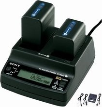 Sony AC-SQ950D Doppelladegerät