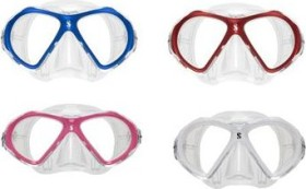 Scubapro Spectra mini double-glass mask silver (24.851.130)