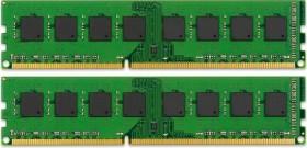 Kingston ValueRAM DIMM Kit 4GB, DDR3-1333, CL9-9-9 (KVR1333D3N9K2/4G)
