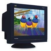 ViewSonic G220fb, 21", 110kHz, czarny