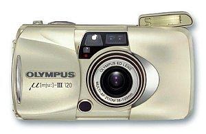 Olympus µ[mju:]-III 120