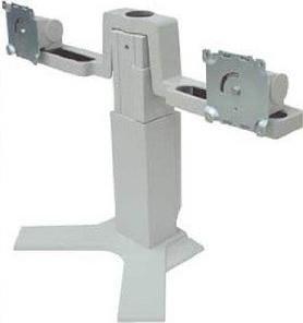Eizo podwójny stojak szary (LS-HM1-D)