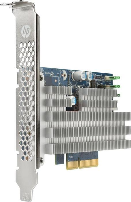 HP Z TurboDrive G2 256GB, PCIe 3.0 x4