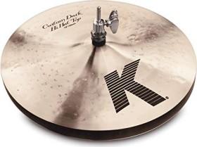 """Zildjian K Custom Dark Hi-Hats 13"""" (K0940)"""