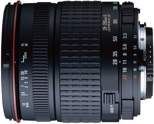 Sigma AF 28-200mm 3.5-5.6 Compact Asp IF macro for Pentax K black (787945)