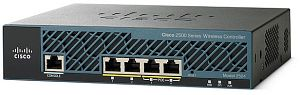 Cisco AIR-CT2504-5-K9 wireless controller
