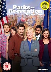Parks and Recreation Season 2 (UK)