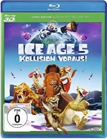 Ice Age 5 - Kollision voraus! (3D) (Blu-ray)