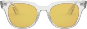 Ray-Ban RB2168 Meteor Washed Evolve 50mm transparent/yellow evolve (RB2168-912/4A)