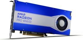 AMD Radeon Pro W6600, 8GB GDDR6, 4x DP (100-506159)