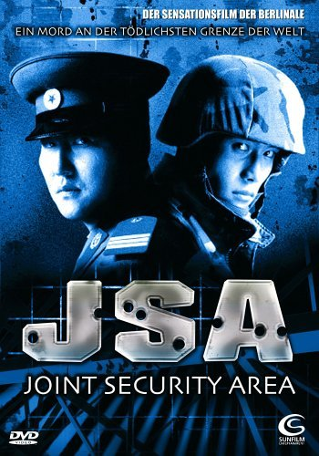 JSA - Joint Security Area -- via Amazon Partnerprogramm