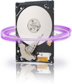 Seagate Momentus Thin 500GB, 5400rpm, SATA 3Gb/s (ST500LT012)