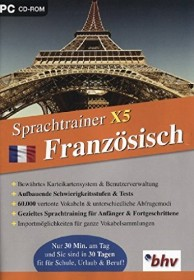 bhv language trainer X5 French (German) (PC)