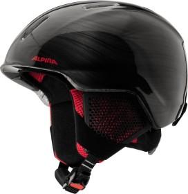 Alpina Carat LX Helm black/lumberjack (Junior) (A9081.X.31)