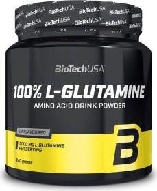BioTech USA 100% L-Glutamine 240g