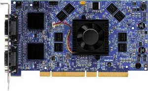 Matrox QID Pro, 256MB DDR, 2x LFH60, wyjście TV(QID-P256PRO)
