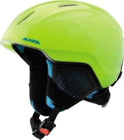 Alpina Carat LX Helm neon yellow (Junior) (A9081.X.40)