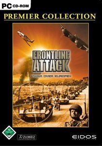 Frontline Attack: War Over Europe (niemiecki) (PC)