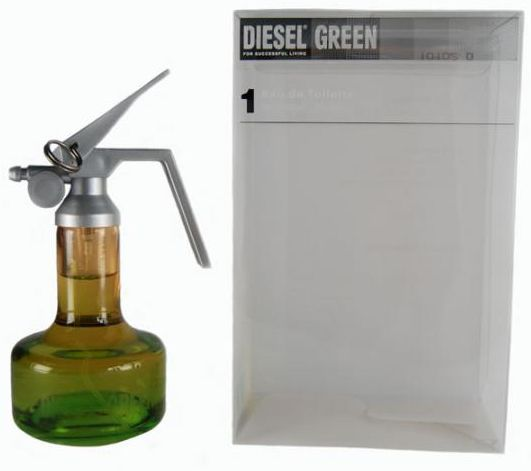 diesel Green for Women Eau De Toilette 75ml -- © Design4Stars