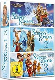 Die Schneekönigin (2012) (DVD)