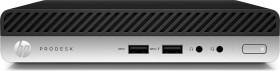 HP ProDesk 405 G4 DM, Ryzen 5 2400GE, 8GB RAM, 256GB SSD, Windows 10 Pro (9UG33ES#ABD)