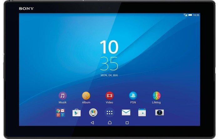 Sony Xperia Tablet Z4 32GB schwarz (SGP712DE/B)
