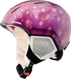 Alpina Carat LX Helm purple star (Junior) (A9081.X.52)