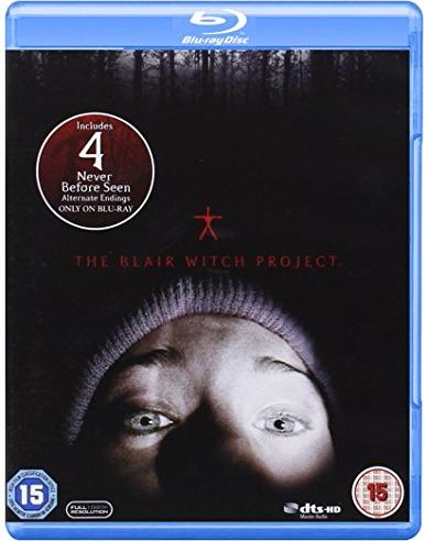 Blair Witch Project (Blu-ray) (UK)