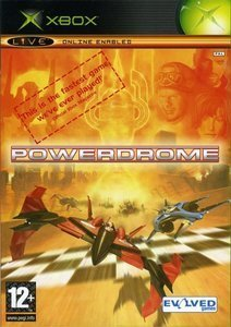 Powerdrome (German) (Xbox)