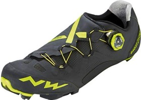 Northwave Ghost XCM black/yellow fluo (80182041-04)