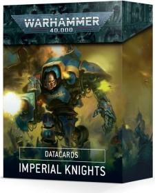Games Workshop Warhammer 40.000 - Datakarten: Imperial Knights (DE) (04220108003)