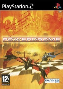 Powerdrome (niemiecki) (PS2)